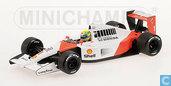 McLaren MP4/6 - Honda