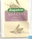 Tea bag label - Dogadan - Adaçayi