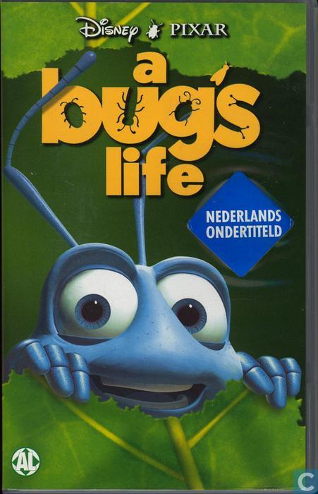 A Bug s Life Enlarge image  A Bugs Life Vhs