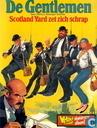 Scotland Yard zet zich schrap