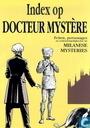 Index op Docteur Mystère - Feiten, personages en wetenswaardigheden uit Milanese mysteries