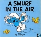Comic Book - Smurfs, The - A Smurf in the air