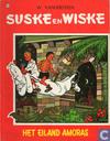 Strips - Suske en Wiske - Het eiland Amoras