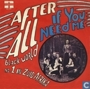 Vinyl record and CD - After All - If you need me
