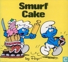 Smurf Cake