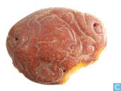 Wertvollster Artikel - Chinees charm / amulett made from genuine amber