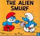 The alien Smurf