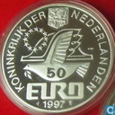 Nederland 50 Euro 1997 &quot;P.C. Hooft&quot; 