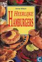 Heerlijke hamburgers
