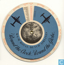 KLM - Round the clock... Round the Globe...