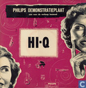 Philips demonstratieplaat Hi-Q