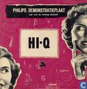 Philips demonstratieplaat Hi-Q