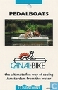 Canal Bike Pedalboats