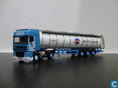 DAF 95XF SuperSpaceCab - H&S Transport