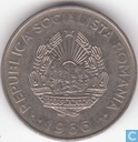 Coin - Romania - Romania 3 lei 1966