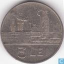 Coins - Romania - Romania 3 lei 1966