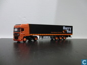 DAF 95XF SuperSpaceCab - Harry Vos