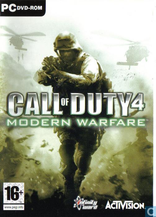 Call of Duty Film : Film Cinema