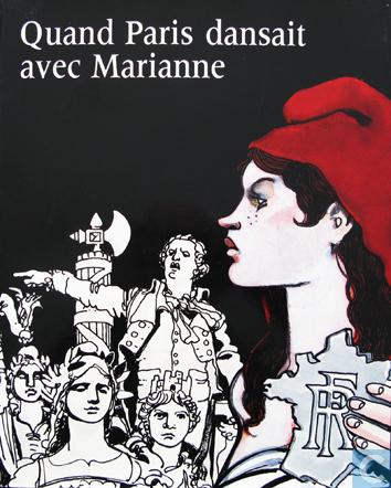 Books - Tardi, Jacques - Quand Paris dansait avec Marianne