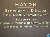 "Oldest item - The ""clock"" symphony"