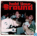 Vinyl record and CD - Abused - Hold your ground