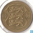 Estonia 1 kroon 1998