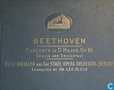 Oldest item - Concerto in D-major OP.61