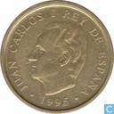 """Espagne 100 pesetas 1995 """"FAO"""""""