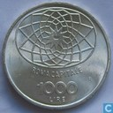 "Coins - Italy - Italy 1000 lire 1970 ""Centennial of Rome as Italian capital"""