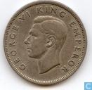Coins - New Zealand - New Zealand 1 florin 1947