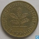 Germany 10 pfennig 1996 (G)