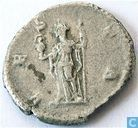 Roman Empire Denarius of Empress Julia Mamaea 226 AD.