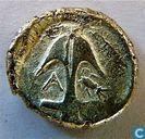Münzen - Thrakien - Thrakien Apollonia Pontika Drachme 450-400 v. Chr.