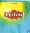 Tea bag label - Lipton - Verbena