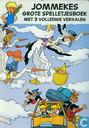 Jommekes grote spelletjesboek met 3 volledige verhalen