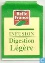 Tea bags and Tea labels - Belle France - Infusion Digestion Légère
