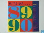 Hits of . . . '89 en '90