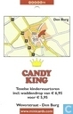 Minicards - Den Burg - Candy King