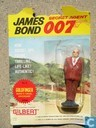 Goldfinger Bonds cruel adversary