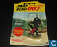 James Bond in a scuba outfit with spear gun