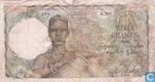 Afrique occidentale française 1000 Francs