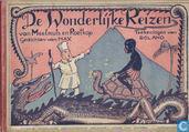 De wonderlijke reizen van Meelmuts en Roetkop