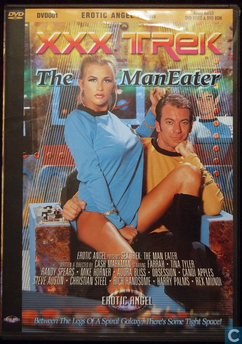 Xxx Trek Man Eater