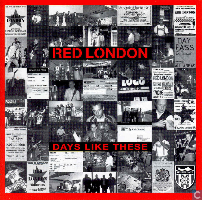 Records, CDs, and vinyl - Red London - Days like these