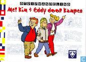 Met Kim en Eddy door Kampen