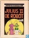 Jules II de robot