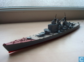 HMS Vanguard new model