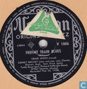 Oldest item - Freight train blues
