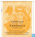Tea bags and Tea labels - Sonnentor - 15 Kamille | Camomile Herbal Tea