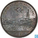 Switzerland 5 Franc 1881